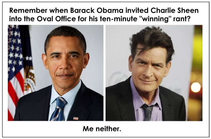 Obama Sheen