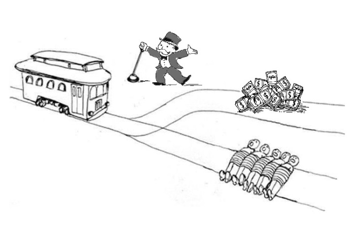 Trolley Problem 2